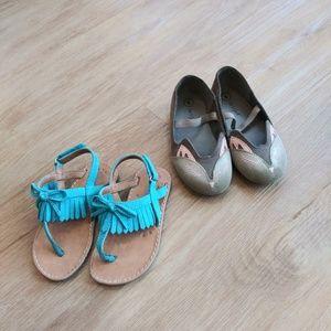 Infant Girls Shoes Mini Bundle